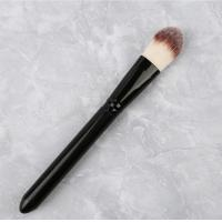 Best Single Liquid Foundation Brush Black Handle Color OEM / ODM Accepted wholesale