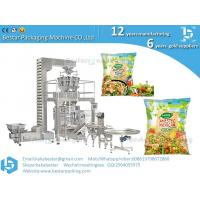 Best Vertical automatic packaging machine for seasonal mixed salad wholesale