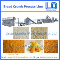 Best Bread crumb process line/making machine for sale wholesale