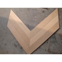 Best Customized Oak Chevron Parquet Flooring wholesale