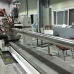Best Vee Shaped Wire Mesh Welding Machine50Hz / 60Hz For Oil Well Sand Control wholesale