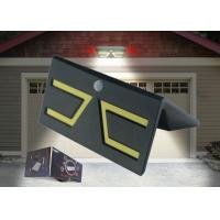 Best Updated Switch Control Motion Sensor Solar Garden Light Wall Mounted ABS Material wholesale