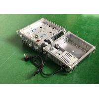China Outdoor Optical Transmitter And Receiver , Four Digi FTTH Optical Receiver on sale