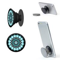 Best Promotional Plastic Black Pop Socket Expanding Holder Stand and Grip for Smartphones and Tablets wholesale