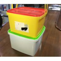 Best PP Material Disposable Plastic Containers Food Packaging Iml In Mould Labeling wholesale
