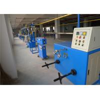 Best Industrial Lead Wire Extrusion Machine , Plastic Cable Making Equipment wholesale