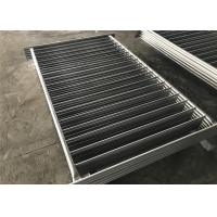 Best Kids Non Climbable Temporary Pool Fencing Pool Security Fence Weather Resistance wholesale