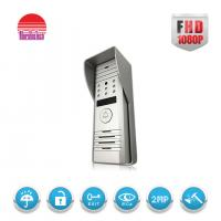 China High technology 1080P video outdoor camera visual talking video doorbell on sale