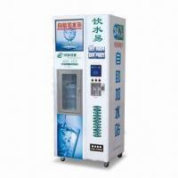 China Pure Water Vending Machine, 400, 800, 1,300 Gallons/Day Capacities Available on sale