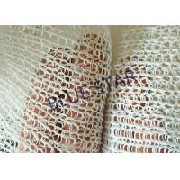 Best PP / PE Knitted Wire Mesh 0.2 - 0.25mm Wire 40cm - 120cm For Separation Filtration wholesale