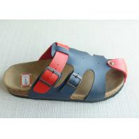 Best Outdoor / Office Men Cork Sandals With Cork+EVA Anti-skidding wholesale