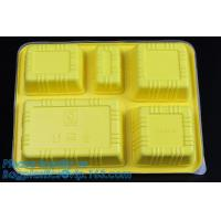 Best Personalized plastic food box sushi packaging tray,Food Use and Tray Type disposable plastic sushi tray,fast food tray,p wholesale