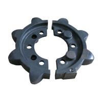Buy cheap Fully Automatic Molding Line Cast Iron Sand Casting High Precision OEM / ODM from wholesalers