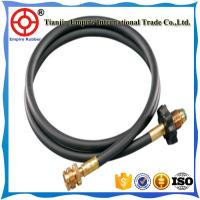 Best 10*16mm PVC Braided LPG Gas Hose lpg hose in rubber hoses made in China wholesale
