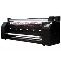 Buy cheap 3.2m subimation digital continuous printing machine Double Print heads product