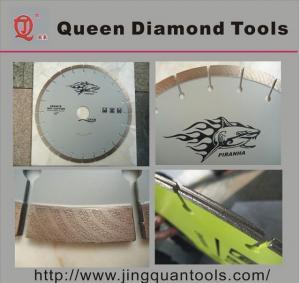 Best Piranha Multi-Arrayed Granite Diamond Blade wholesale