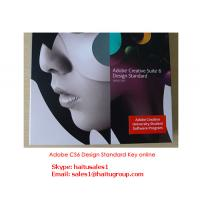 China Adobe Design Standard CS6 key online for Windows and MAC Operate System on sale
