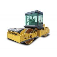 China Hydraulic Building Construction Equipments Manual Transmission Double Drum Vibratory Roller on sale