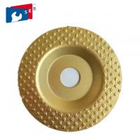 Best 4 inch Diamond Masonry Grinding Wheel with Cup Shape for Concrete Marble wholesale