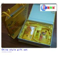 Best China style business gift sets with power bank wholesale