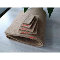 Best Hot Sale 100% Biodegradable Natural Jute Material Felt Fabric for Seed Growing wholesale