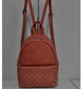 China OEM Fashion pu leather Backpack Purse Women travel bag on sale