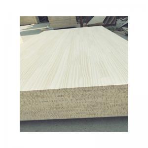 Best zhongshan supplier rubber wood board rubber wood lines rubber door pine board pine wood line wholesale
