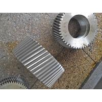 China Helical gear hobbing on sale