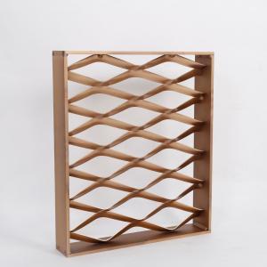 Best metal architectural decorative aluminum diamond mesh panel wholesale