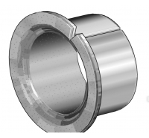 Best Flywheel Self Lubricating Carton Steel Polymer Plain Bearings Tin Plating wholesale