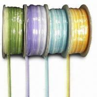 Best Gradual Colored Ribbons, Available in 3, 4 and 5mm Sizes wholesale