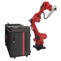 Best Reprogrammable Robotic 1000W 1064nm Fiber Laser Welder wholesale