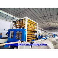 Best Small Toilet Paper Making Machine Production Line For Tissue And Kitchen Towel wholesale