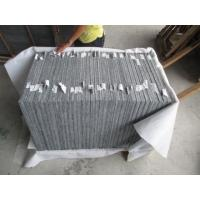 Best Large Blue Pearl Granite Floor Tiles Top Surface And One Long Edge wholesale