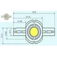 Best 5 watt COB High Power RGB LED / 5W Integrated RGB LED For Dancing Stage Light wholesale