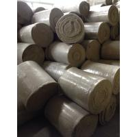 Buy cheap Dust Free Rockwool Insulation Blanket For Process Temperature Control product
