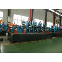 China High Performance Durable ERW Pipe Mill Max 80m/Min Worm Gearing Speed on sale