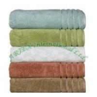 Buy cheap Solid Dyed Terry Bath Towels from wholesalers
