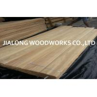 Best Sliced Brown Ash Real Wood Veneer Sheets MDF And Block Board wholesale