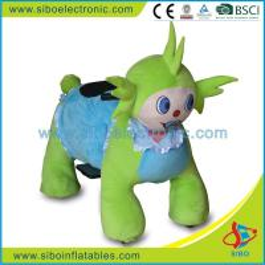 Best Animal Plush Zippy Toy Play Kids Mall Stuffed Animals / Ride On Toys wholesale