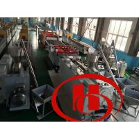 China Solid Type Celuka WPC Foam Board Machine Plastic Extrusion Line High Intensity on sale