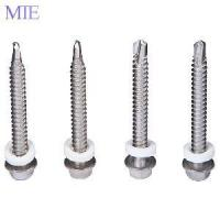 Best Hex Head Self Drilling Screws with Washer wholesale