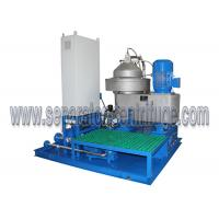 Best HFO Power Plant Light Fuel Oil Handling System / Centrifugal Booster Treatment Module CE wholesale