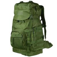 China Polic Tactical Gear Backpack Weather Resistant Mountain Climbing Gear 50L on sale