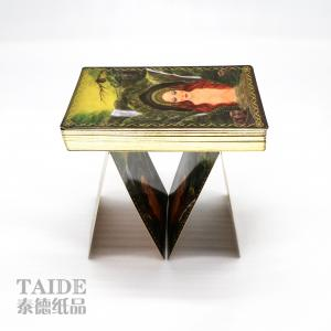 Best Attractive Entertainment Fun Tarot And Oracle Cards Custom Printing wholesale