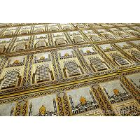 Best 2012 New!!!islamic prayer mats with qibla finder wholesale