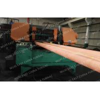 China Alloy Cu - Ni Copper Continuous Casting Machine One Strand 20mm Thickness on sale