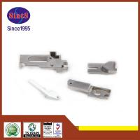 China Auto Door Lock Spindle , Latch Bolt Plate Parts  Zinc Plating Surface on sale