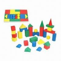 Best 4cm EVA Building Blocks, Customized Shapes and Colors are Welcome wholesale