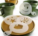 Best Coffee Shaker Stencil wholesale